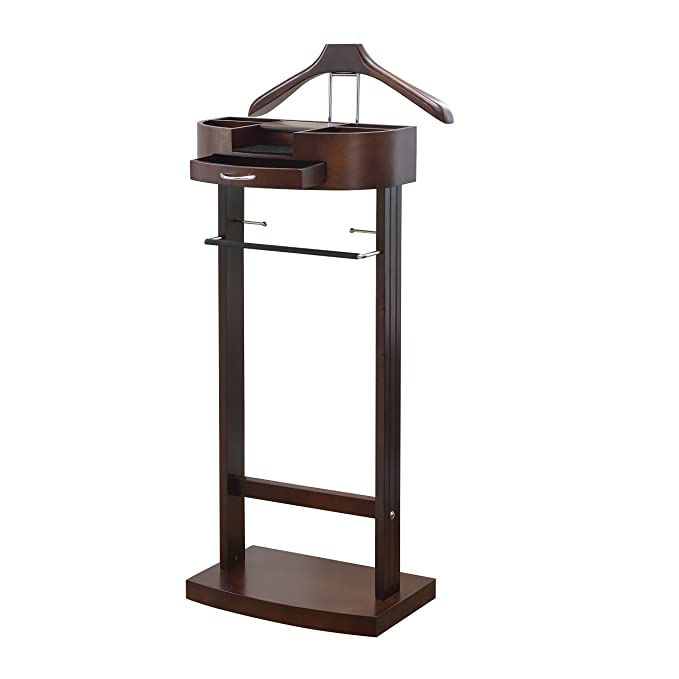 Amazon.com: Proman Products VL16546 ropero valet.: Home ...