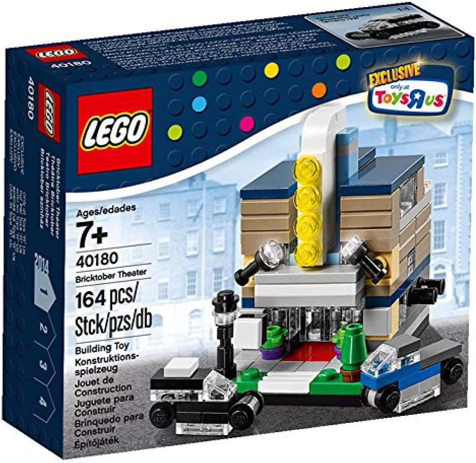 LEGO Exclusive Set #40180 Bricktober Theater