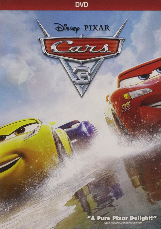 cars 3 dvd  Amazon.com: CARS 5: Owen Wilson, Cristela Alonzo, Armie ...