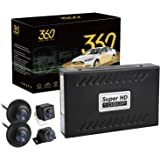 360 Degree Bird View Panoramic System Waterproof Seamless 4 Camera Car DVR Universal Recording Parking Rear View Cam for All