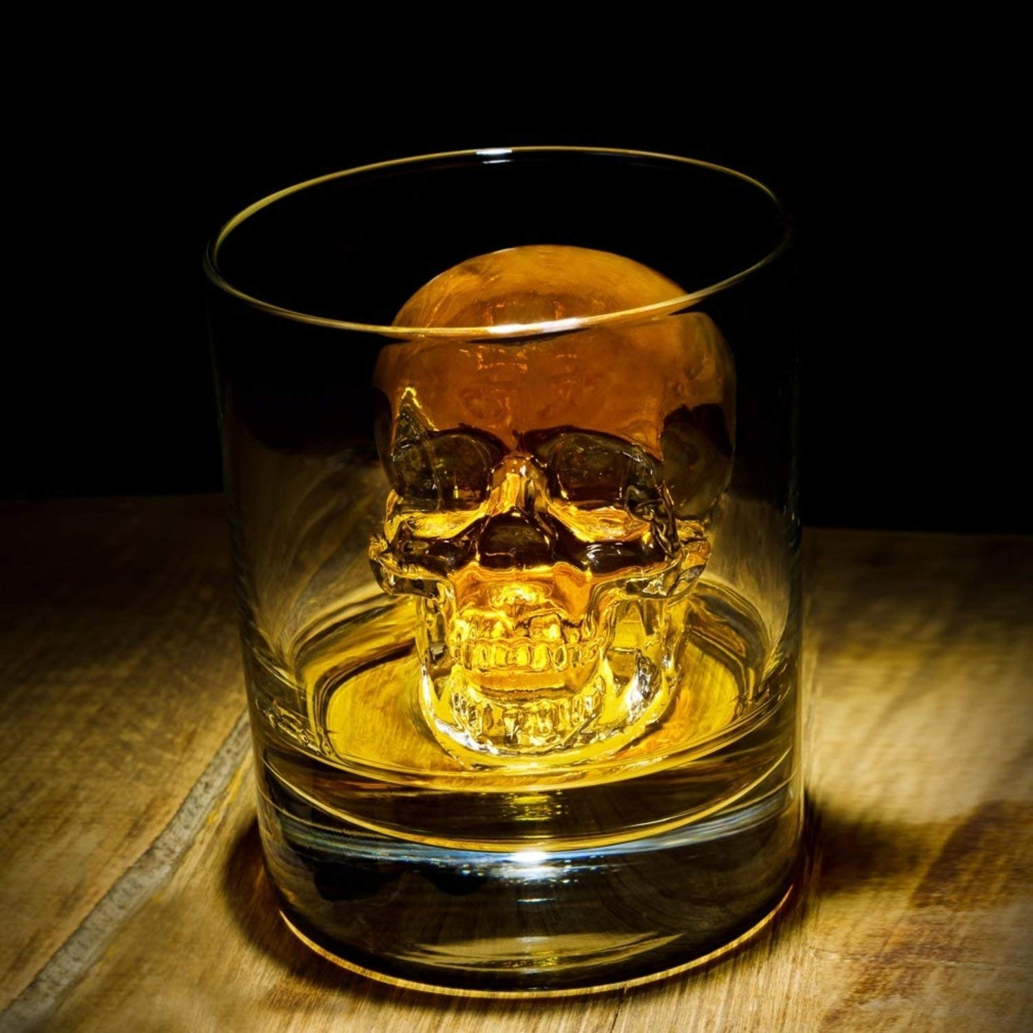 Funny Gifts - Skull Ice Cube