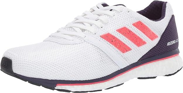 adidas Adizero Adios 4 - Zapatillas de running para mujer: Adidas: Amazon.es: Zapatos y complementos