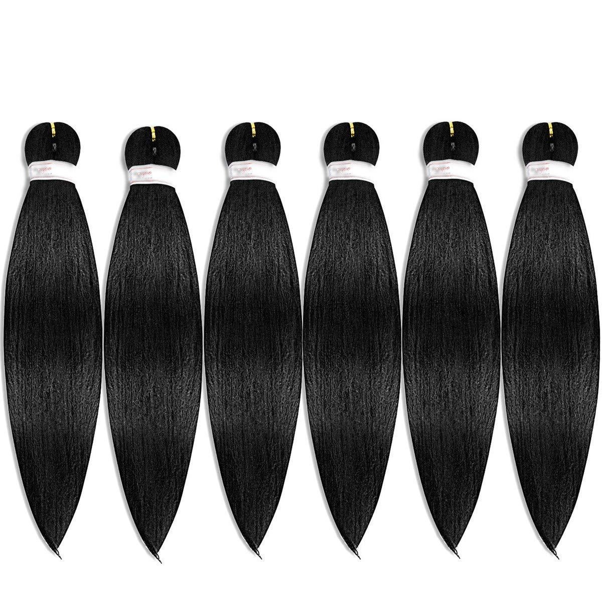 best pre stretched braiding hair for box braids