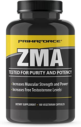 PrimaForce ZMA Supplement
