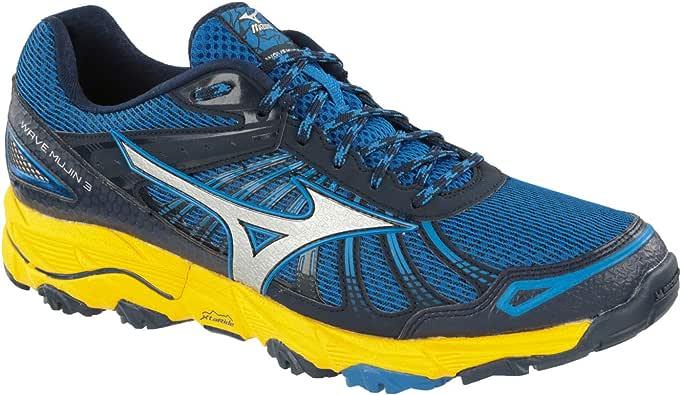 MizunoWave Mujin 3 - Zapatillas de running hombre: Amazon.es: Zapatos y complementos