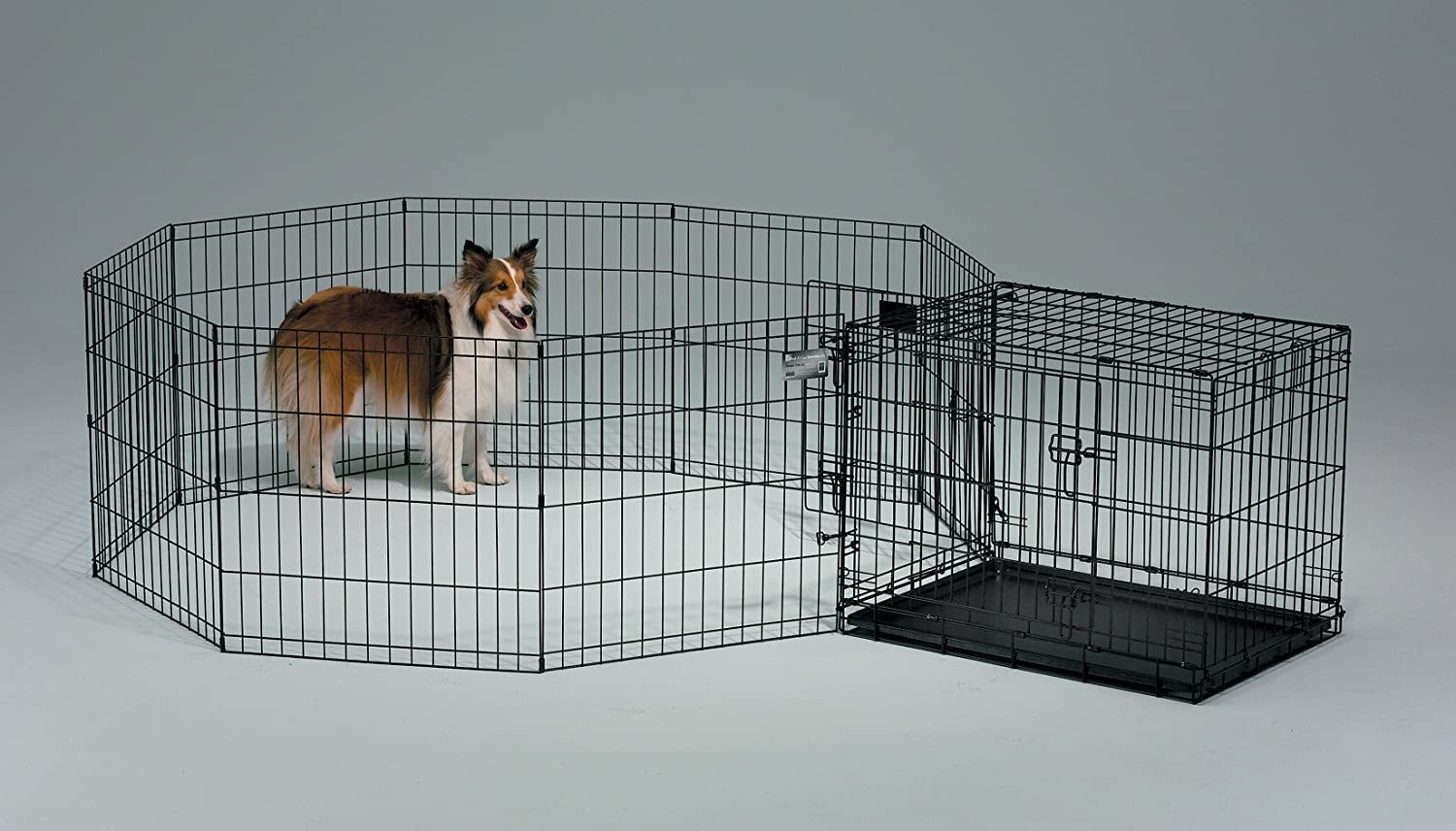puppy playpen review 1