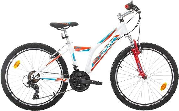 Bikesport Direction Bicicleta para niño, Tamaño de Rueda: 24