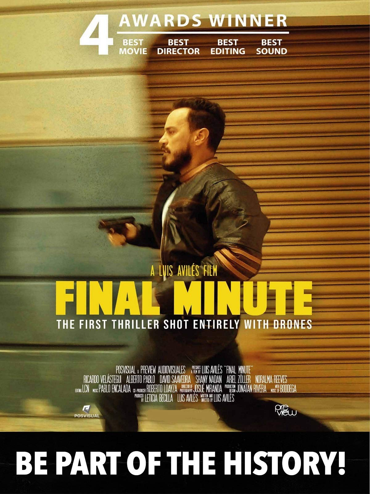 Final Minute on Amazon Prime Video UK