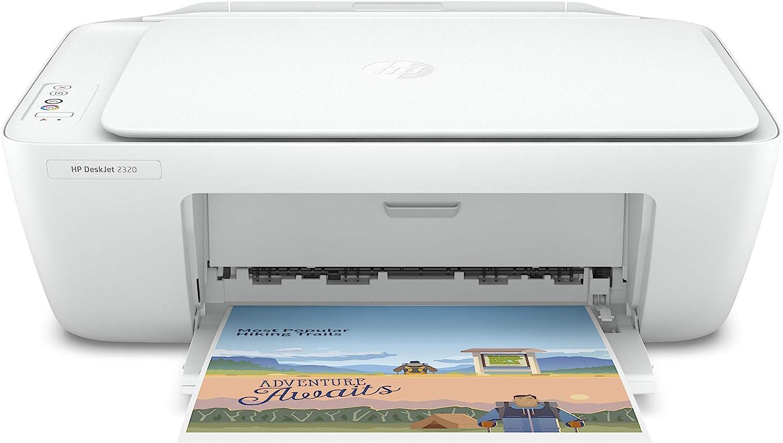 طابعة HP ديسك جيت 2320 الكل في واحد