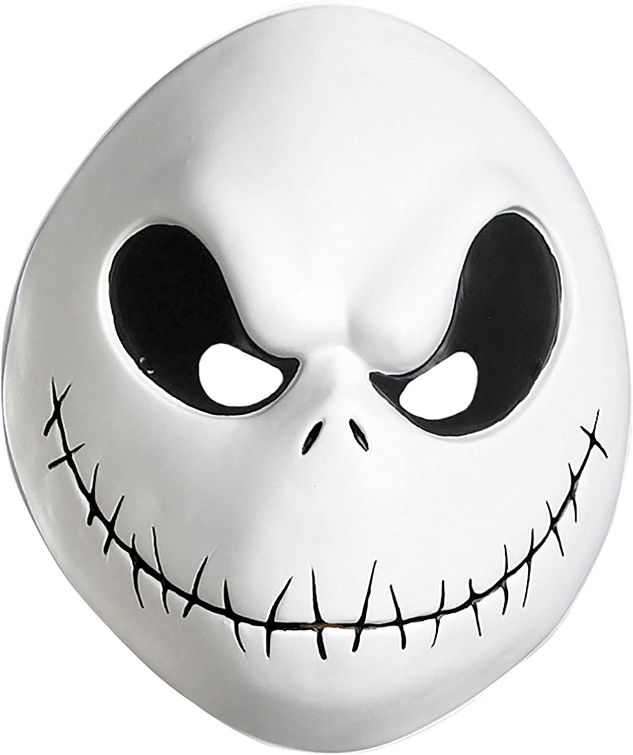 Disguise Men's The Nightmare Before Christmas Jack Skellington Costume Mask
