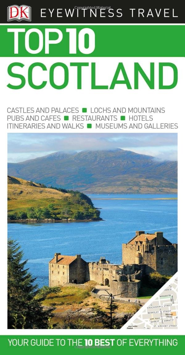 Download dk eyewitness top 10 travel guide scotland for Travel guide to scotland