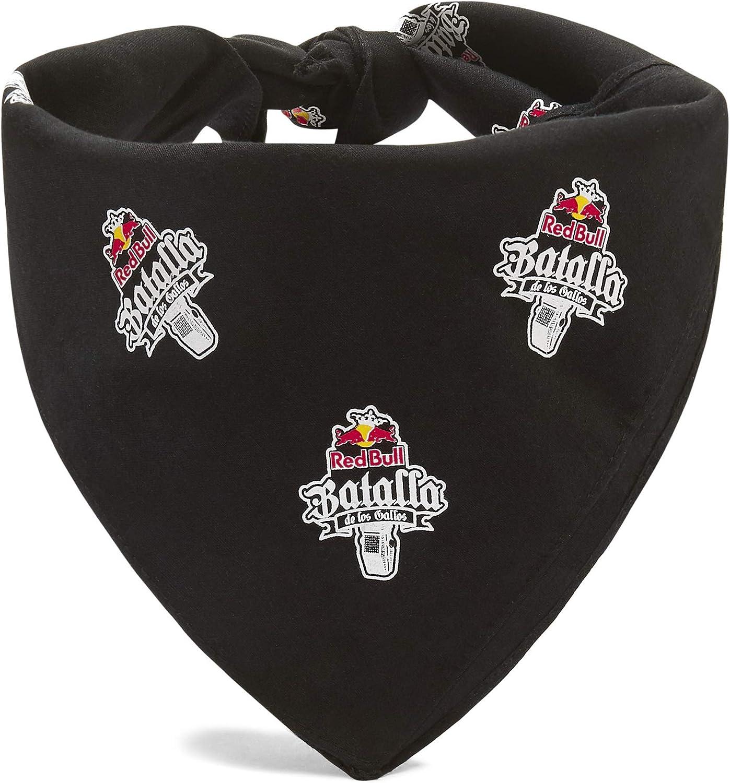 Red Bull Batalla Bandana, Negro Unisexo Talla única Pañuelo Cabeza ...