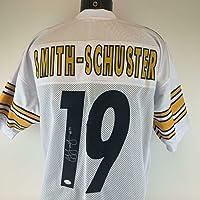 $184 » JuJu Smith-Schuster Autographed Jersey - COA - JSA Certified - Autographed NFL Jerseys