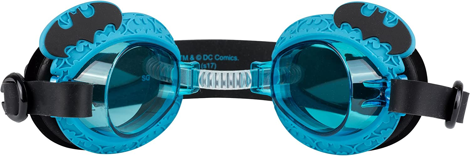 Pan Oceanic LTD Kids Swim Goggles - Batman, JoJo Siwa, Paw Patrol, Peppa Pig, Shopkins, PJ Masks