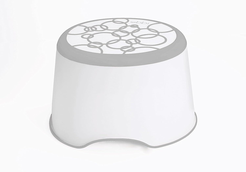 White//Gray UBBI 3-in-1 Potty