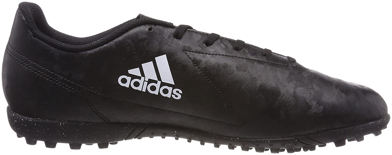 adidas Conquisto II in, Scarpe da Calcio Uomo, Nero (Cblack/Ftwwht/Solred Cblack/Ftwwht/Solred), 46 2/3 EU