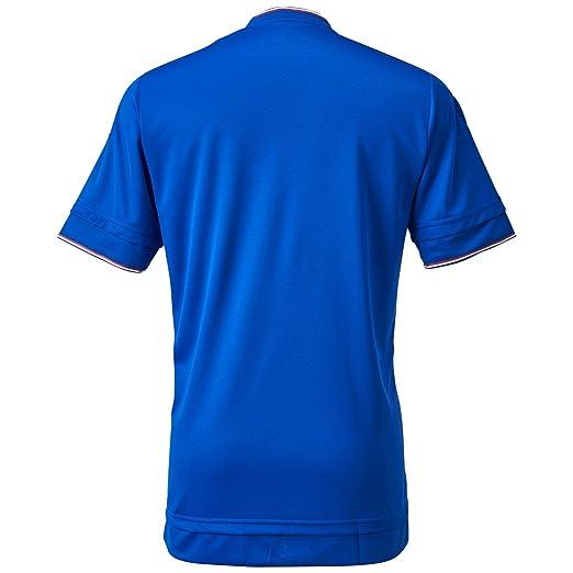 ad013423385 adidas Heimtrikot Replica Men s FC Home Jersey-Chelsea Blue White Power  Red