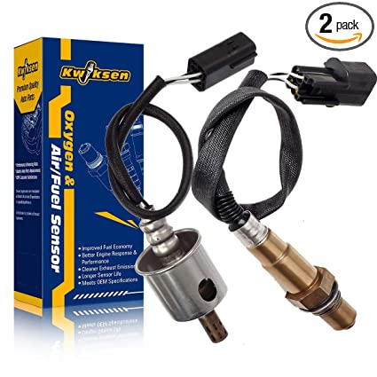 Kwiksen Heated O2 Oxygen Sensor Downstream 234 4298 For 2009 2010