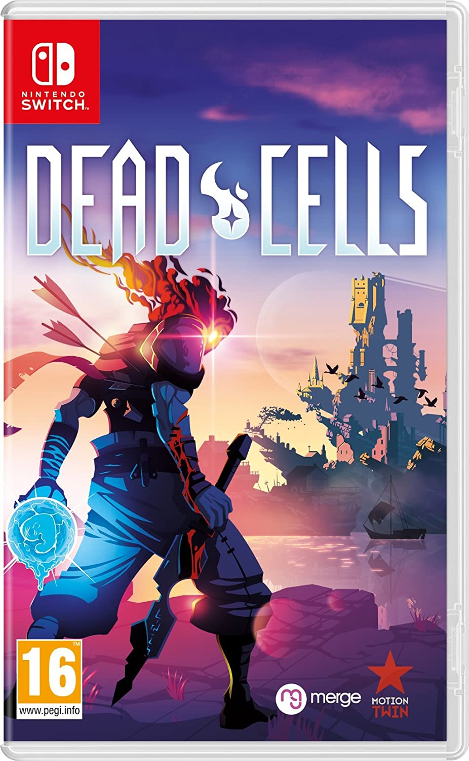 Dead Cells   - Switch | Motion-Twin. Programmeur