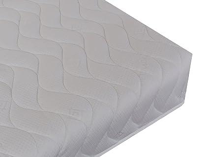 Todos los colchón de espuma por Extreme Comfort la mitad Cap microquilted llama colchón de espuma ...
