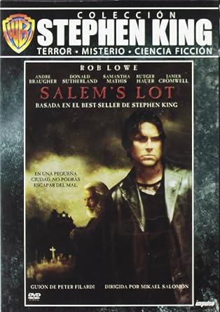 SalemS Lot (Col. Stephen King) [DVD]: Amazon.es: Varios: Cine y Series TV