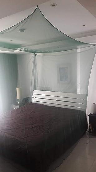 Moskitonetz XXL für Betten Mückenschutz Insektenschutz Fliegengitter Mückennetz