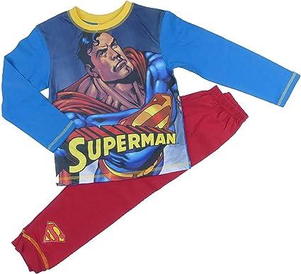 Juego de pijama de superhéroe para niños, personajes de cómic, Marvel DC Heros