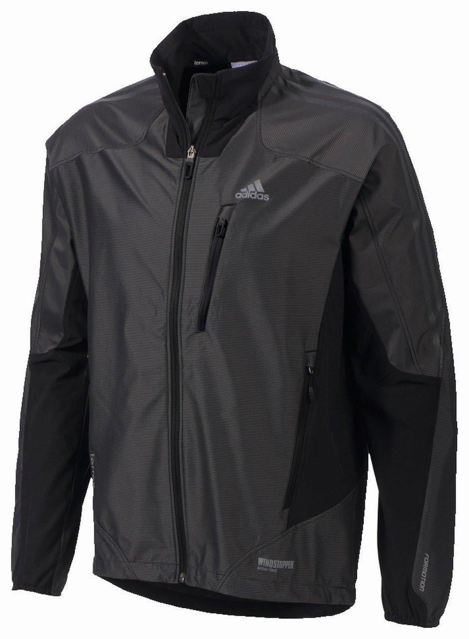 Adidas Terrex Hybrid Soft Shell Jacket Mens Wind Jacket
