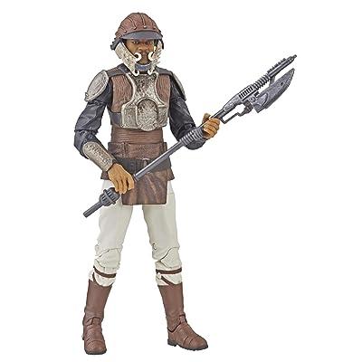 "Star Wars E1214 The Black Series 6"" Lando Calrissian (Skiff Guard Disguise) Figure: Toys & Games"