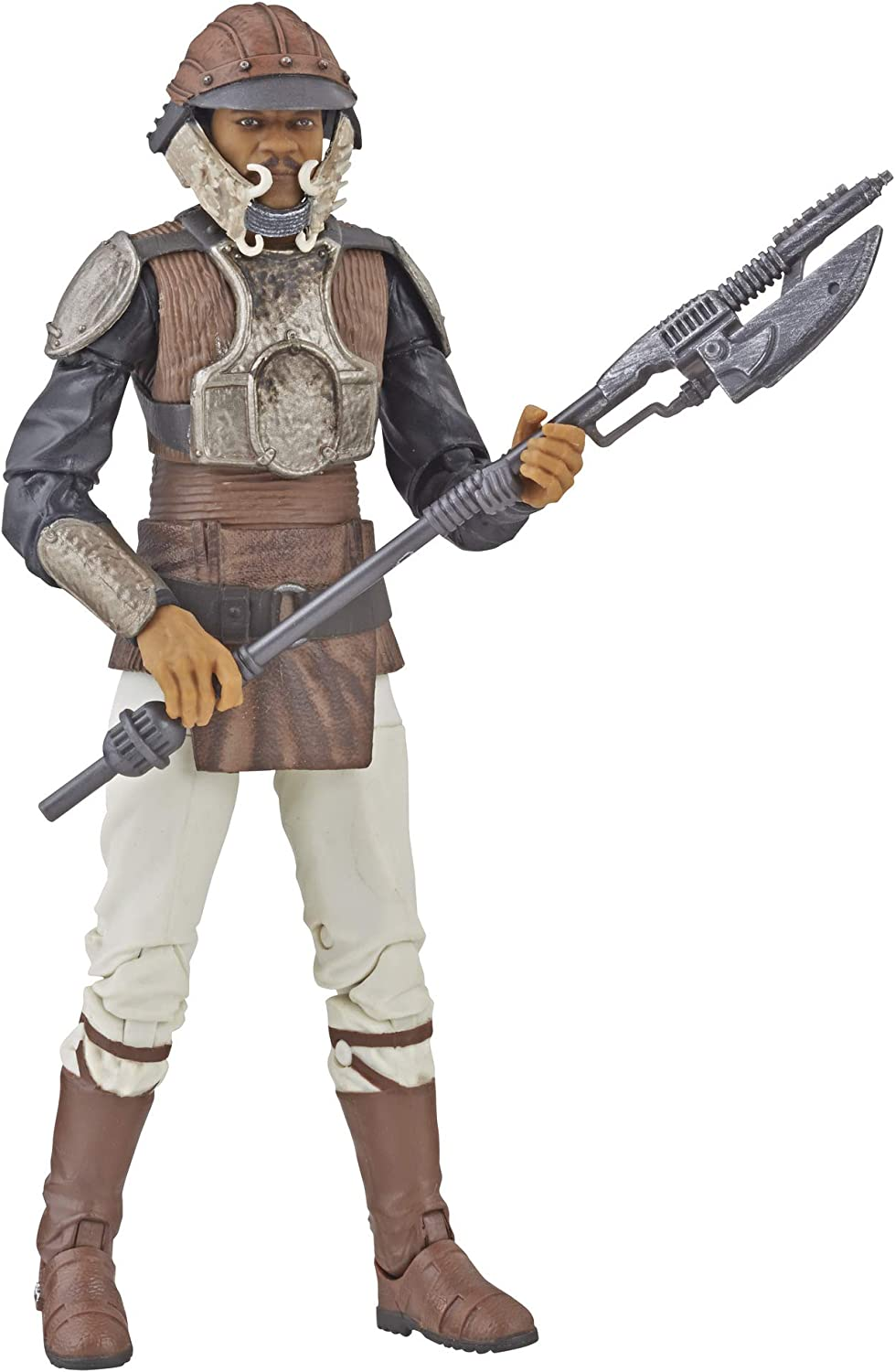 "Star Wars E1214 The Black Series 6"" Lando Calrissian (Skiff Guard Disguise) Figure"
