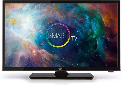 Televisore Telesystem SMART24 Slim 12V: Amazon.es: Coche y moto