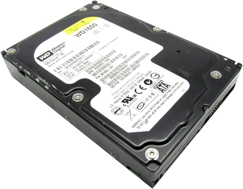 SATA Internal Hard Drive 7200RPM HP 381653-001 160GB