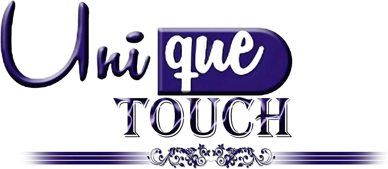 Unique Touch Amethyst Edelstein Friedensengel Tasche Schutzengel Heilstatue Amethyst Engel//F/ür Gl/ück 2Zoll