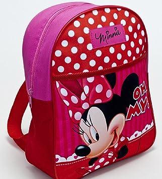Disney Minnie Mouse Mochila bolsa mochila infantil Mickey infantil & Minnie Oh ...