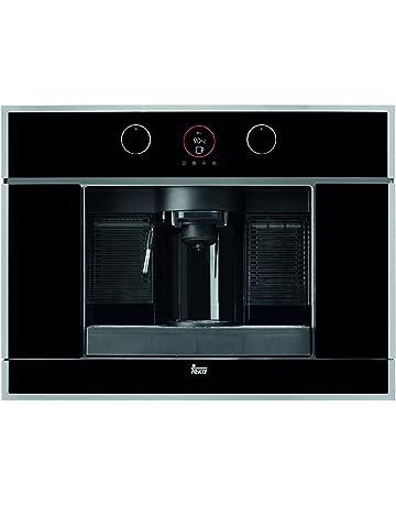 Teka CLC 835 MC Cafetera de Cápsulas 2100 W, 1 Liter, Negro, Acero
