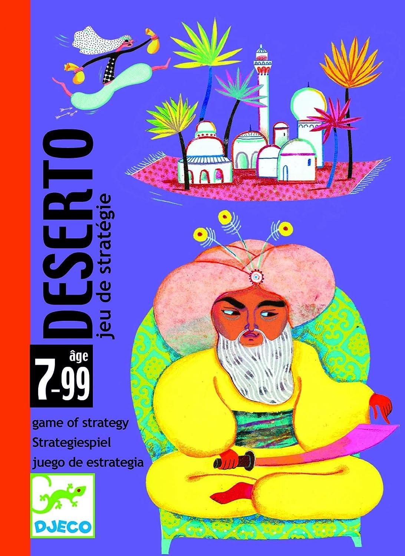 Djeco - Cartas deserto: Amazon.es: Juguetes y juegos