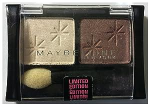 Maybelline New York Expert Wear Eyeshadow Duo, Amethyst Diamond
