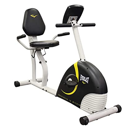 Everlast Ev826 Recumbent Cycle With Magnetic Resistance Exercise