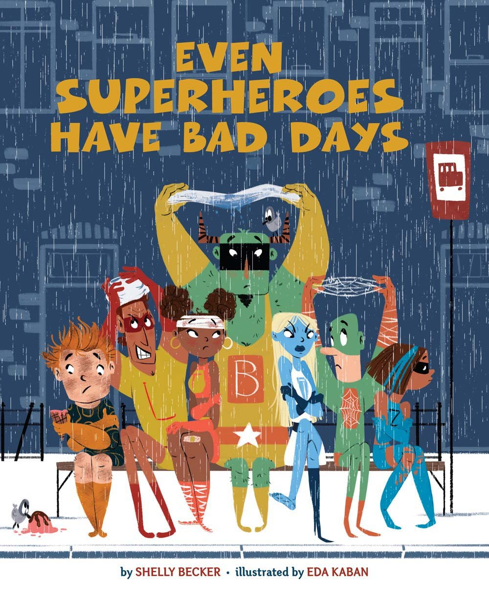 Even Superheroes Have Bad Days product image