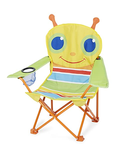 Amazon.com: Melissa & Doug Sunny Patch: Bug Chair: Toys & Games
