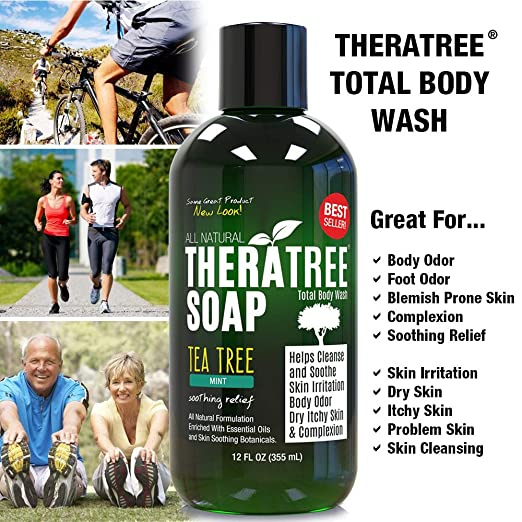 TheraTree Tea Tree Oil Soap wi...