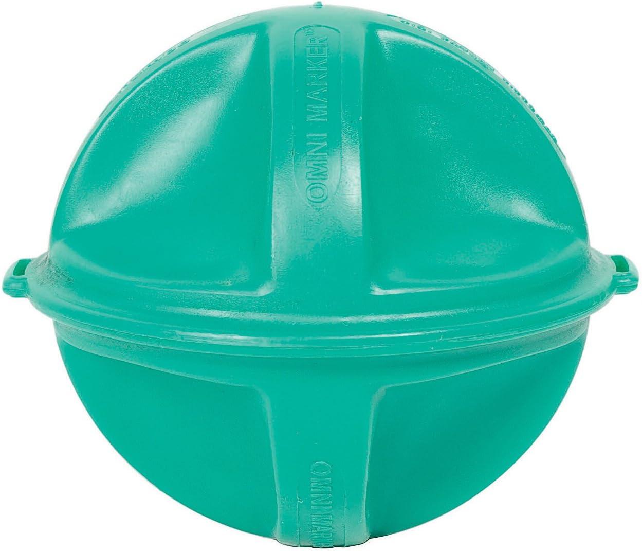 Greenlee 0162-0001-1 Omni Marker Buried Utility Marker Green Sanitary