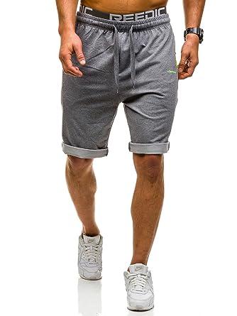 Herren Shorts Kurzhose Sporthose Jogginghose Bermudas Fitness Mix BOLF 7G7 Camo