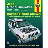 Jeep Grand Cherokee 1993 thru 2004 Haynes Repair Manual: All Models