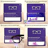 LifeArt Blue Light Blocking Glasses,Cut UV400