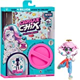 Capsule Chix Ctrl+Alt+Magic Collection, 4.5 inch Doll with Capsule Machine Unboxing and Mix and Match Fashions and…