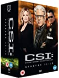 CSI: Crime Scene Investigation - Seasons 11-15