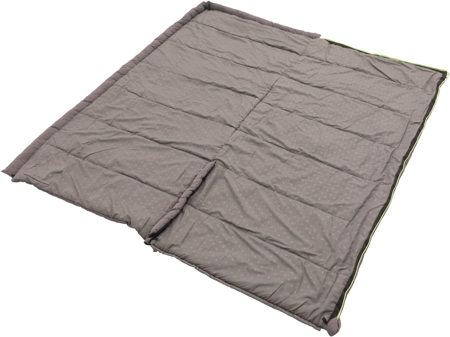 Campingschlafsack 1 Grad Outwell Schlafsack Contour Lux Double