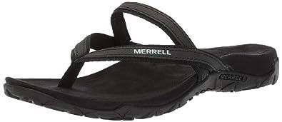 Merrell Womens/Ladies Terran Ari Post Breathable Flip Flop Sandals K2H3t