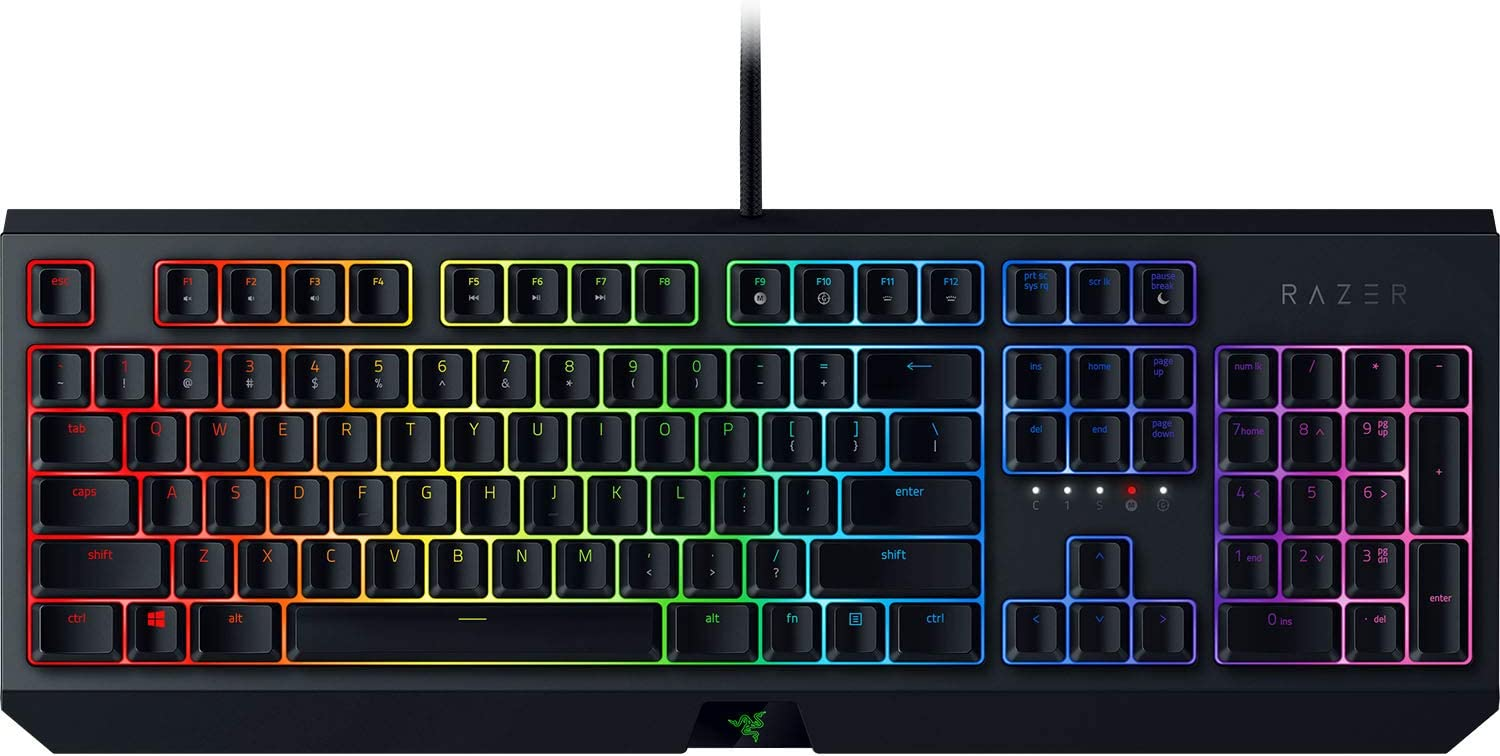 Razer Blackwidow Green Switch